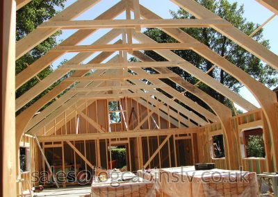 Timber Frame Buildings LV Gallery 002