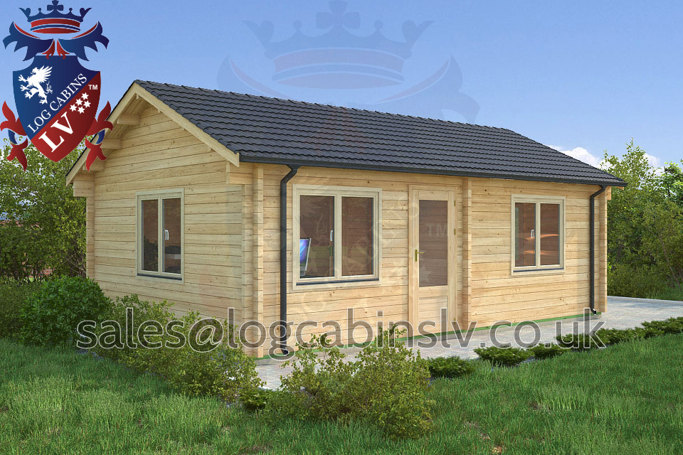 Multi Room Log Cabins Uk