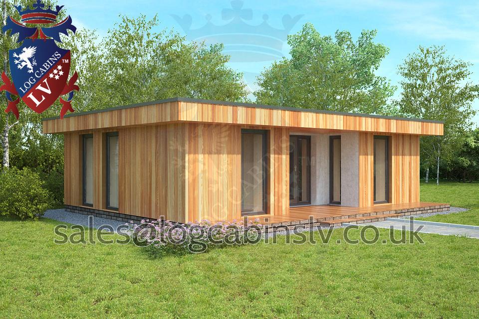 Passive Range - Passive Timber Frame Building Fulham 8 5 m x